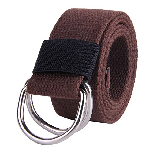 jiniu-canvas-belt-military-style-d-ring-buckle-solid-color-15-wide-cab2-coffee-55long