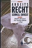 img - for Arbeitsrecht: Schnell Erfa T (Recht - Schnell Erfasst) (German Edition) book / textbook / text book