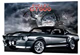 GB eye Ltd, A3 3d Poster, Ford Shelby, Mustang, (29.7x 42cm)