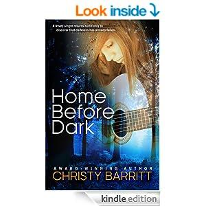 Home Before Dark (Christian Romantic Suspense) (Carolina Moon Series)