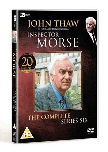 Inspector Morse – Series 6 [DVD]