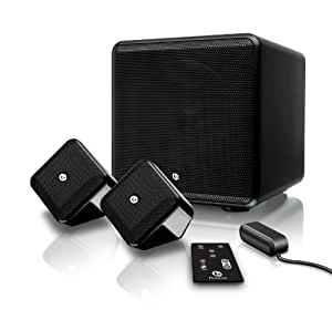 Boston Acoustics Soundware XS Digital Cinema with Bluetooth and Dolby Digital Decoding Optimized 2.1 Virtual Surround (Discontinued by Manufacturer)