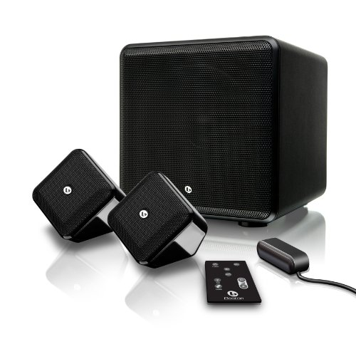 Boston Acoustics Soundware XS Digital Cinema with Dolby Digital Decoding Optimized Virtual Surround - Black
