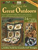 img - for Quilting the Great Outdoors/Lodge Look (Granola Girl Designs) book / textbook / text book