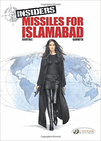 Missiles for Islamabad (Insiders) written by Jean-Clude Bartoll