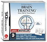 Dr Kawashimas Brain Training: How Old Is Your Brain (Nintendo DS)