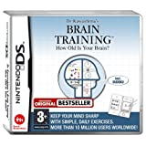 Dr Kawashima's Brain Training: How Old Is Your Brain (Nintendo DS)by Nintendo