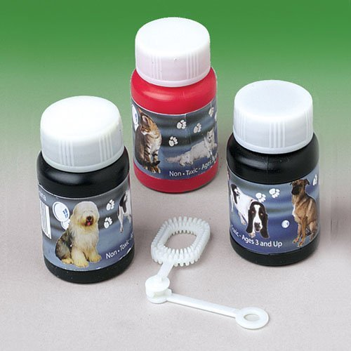 Cat & Dog Mini Bubbles