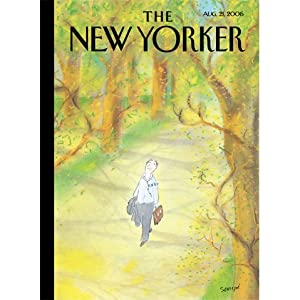 The New Yorker (Aug. 21, 2006) | [Hendrik Hertzberg, Ben McGrath, Lauren Collins, Seymour Hersh, Christopher Buckley, William Finnegan, David Denby]