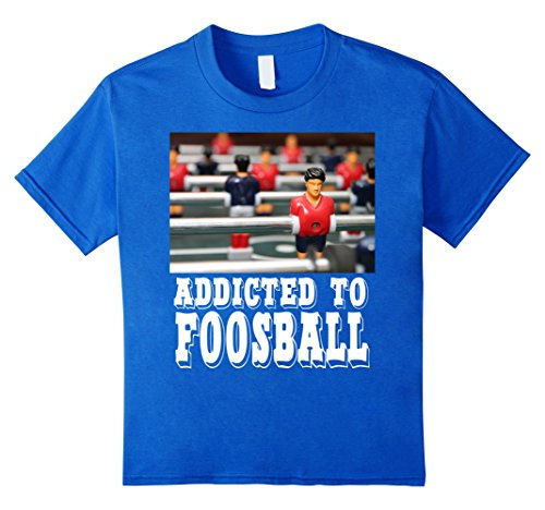 Foosball-Shirt-Addicted-to-Foosball-T-Shirt