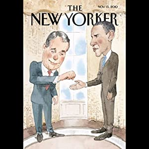 The New Yorker, November 15th 2010 (Michael Specter, Alec Wilkinson, Judith Thurman) Periodical
