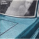 Peter Gabriel 1 (1977, Wet Car Cover)