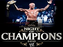 WWE: Night of Champions 2010 [HD]