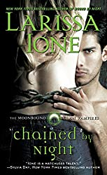 Chained by Night (The Moonbound Clan Vampires Book 2)