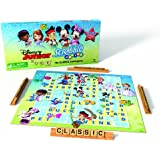 Disney Junior Scrabble Board Game