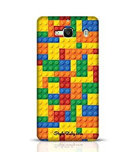 Stylebaby Blocks Xiaomi Redmi 2 Phone Case