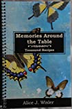 img - for Memories Around the Table: treasured recipes book / textbook / text book