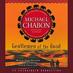 Gentlemen of the Road | Livre audio