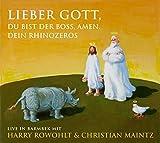 Image de Lieber Gott, Du bist der Boss, Amen. Dein Rhinozeros: Live in Barmbek