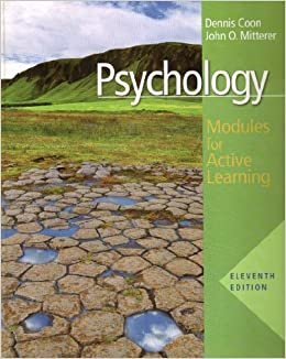 Psychology in Modules (11th Edition) (Electronic Version)
