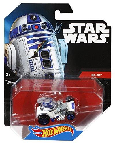 Hot Wheels Star Wars Character Car, R2-D2