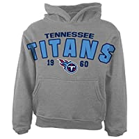 NFL Tennessee Titans Toddler Over Sized Hoodie by Outerstuff/Adidas Licensed Youth Apparel