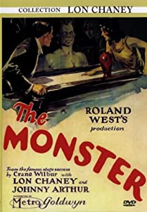 The Monster   (Film muet, Cartons Français)