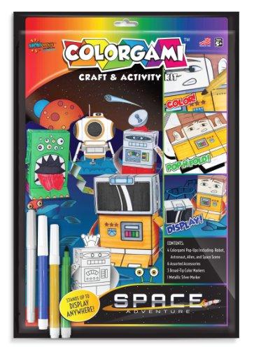 Wowopolis Colorgami Space Adventure