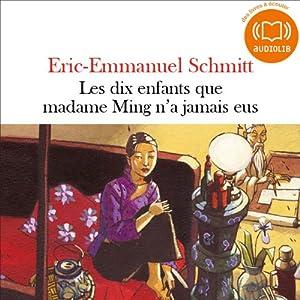 Les dix enfants que madame Ming n'a jamais eus | Livre audio