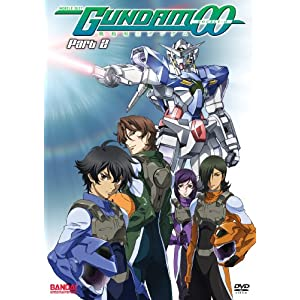 Mobile Suit Gundam 00: Season 1, Part 2 movie