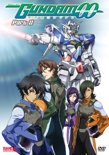 Mobile Suit Gundam 00 Season 1: Part 2 [DVD] [Region 1] [US Import] [NTSC]
