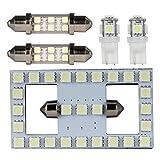 Pilot Automotive ILT-101W White LED Dome Light Kit thumbnail