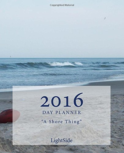 A Shore Thing 2016 Day Planner