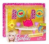 Barbie - Mini accesorio casa glam: set desayuno (Mattel X7933)
