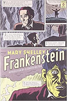 a comparison of the novels frankenstein by mary shelley and into the wild by jon krakauer Vce english/eal text list 2016 krakauer, jon, into the wild (1) lean, david shelley, mary, frankenstein, penguin classics, 2003 (1.