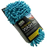 Microfibre Car Wash Pad - 9 x 21 cm (Pack of 1)