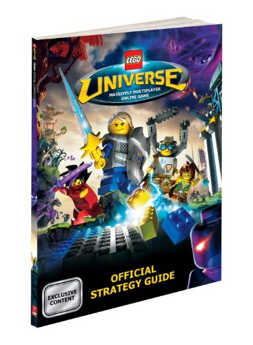 Lego Universe: Prima Official Game Guide (Prima