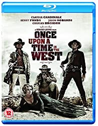 Once Upon A Time In The West [Blu-ray] [1968][Region Free]