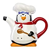 Penguin Chef Tea Pot