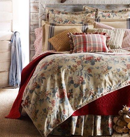 Ralph Lauren Bed Skirts 4376 front