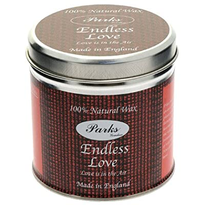 Parks Candle Tin - Endless Love from Yankee Candle