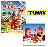 TOMY Pop-Up Pirate! Ages 4+