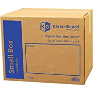 Kleer-Guard Small Cardboard Moving Box-SMALL SHIPPING BOX