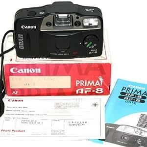 Canon Prima AF-8 AF8 AF 8 Camera - Canon Lens 35mm 35 mm