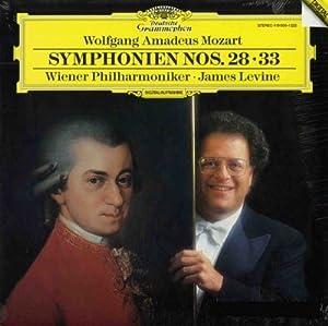 Mozart: Symphony Nos. 28 & 33
