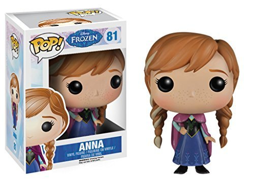 Anna: Funko POP! x Disney Frozen Vinyl Figure