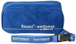 Emmi-dent - Bolso de viaje para kit de higiene bucal, color azul de Emmi-dent - Bebe Hogar