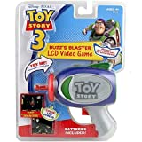 Disney Pixar Toy Story 3 Buzz's Blaster LCD Video Game