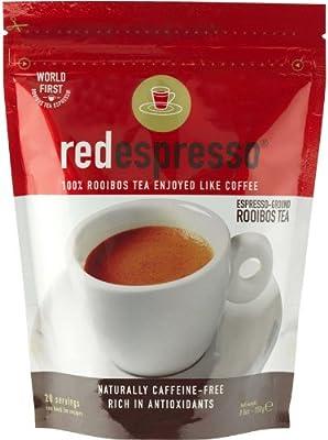 Red Espresso 500g - Rooibos-Tee verwendbar wie Kaffee für Cappuccino, Latte von The Red Espresso Company auf Gewürze Shop
