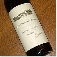 【カリフォルニアワイン】ロバート・モンダビ カベルネ・ソービニヨン・リザーブ 2009